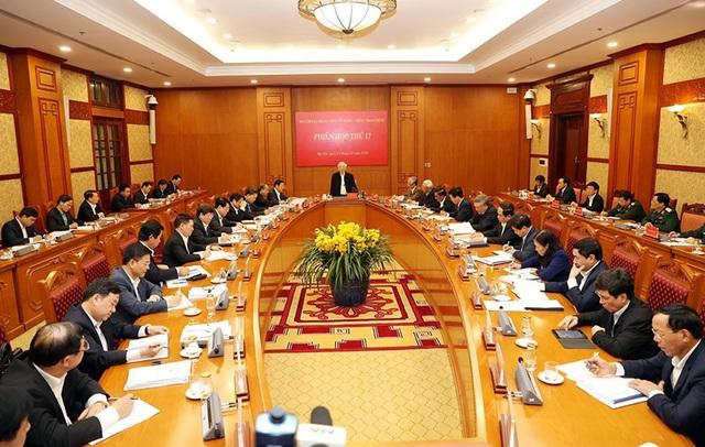 """Tổng Bí thư: Năm 2020 kết thúc """"đại án"""" gang thép Thái Nguyên, Vn Pharma… - 1"""