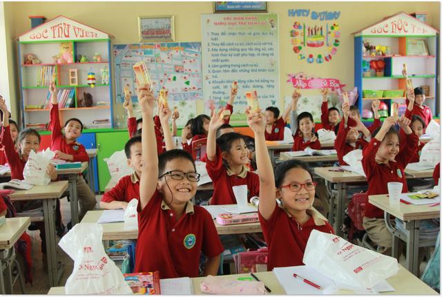 Nhãn hàng Ngọc Châu liên tục nâng cao kiến thức, hỗ trợ mô hình Nha học đường tại các điểm trường - 1