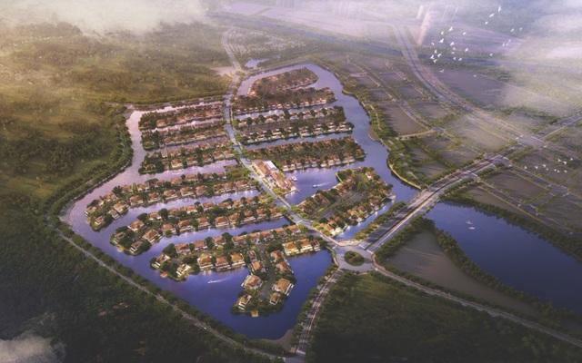 Biệt thự đảo – từ khóa dẫn dắt thị trường bất động sản siêu sang - 1