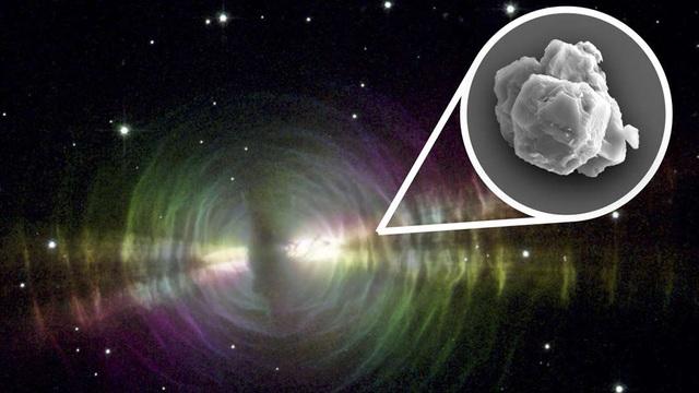 Phát hiện bụi liên sao cổ nhất được tìm thấy trên Trái đất - 1