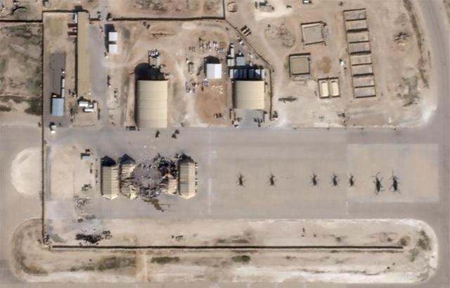 Phi công Mỹ tiết lộ chuyện vội vã tìm mắt thần khi Iran nã tên lửa - 1