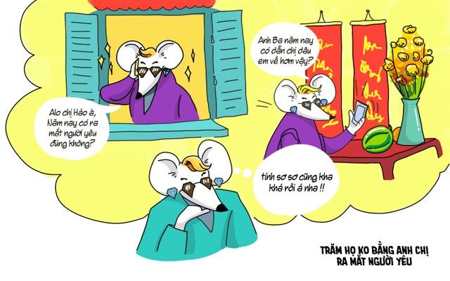 Bí quyết hốt lì xì bạc triệu tết Canh Tý từ Jack Mouse - 4