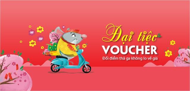 """""""Đại tiệc voucher"""" xuất hiện trên ứng dụng My Viettel, sẵn sàng cho mùa sắm Tết - 1"""