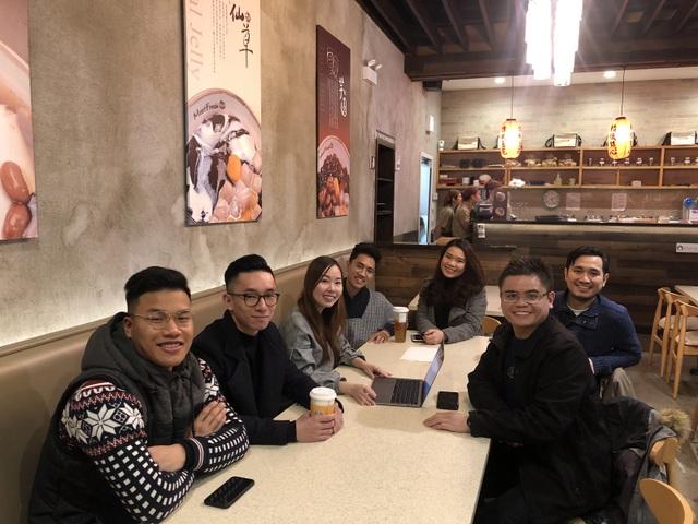 Du học sinh Việt tại Chicago rộn ràng chuẩn bị đón Tết Canh Tý - 4