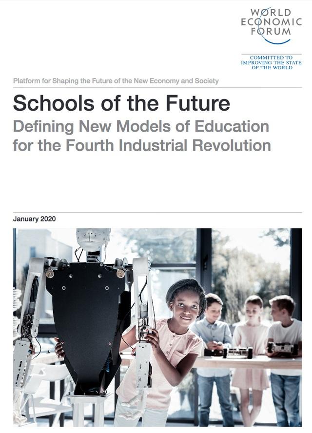 Diễn đàn Kinh tế thế giới: 8 đặc trưng quan trọng của nền giáo dục 4.0 - 2
