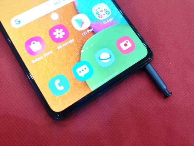 Trên tay Samsung Galaxy Note 10 Lite mới ra mắt tại Việt Nam - 5