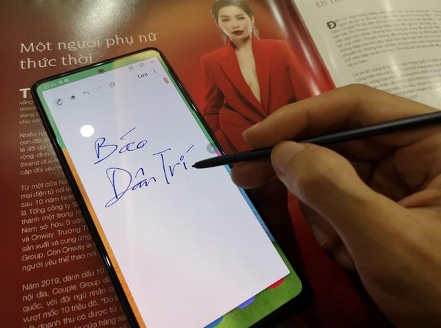 Trên tay Samsung Galaxy Note 10 Lite mới ra mắt tại Việt Nam - 6