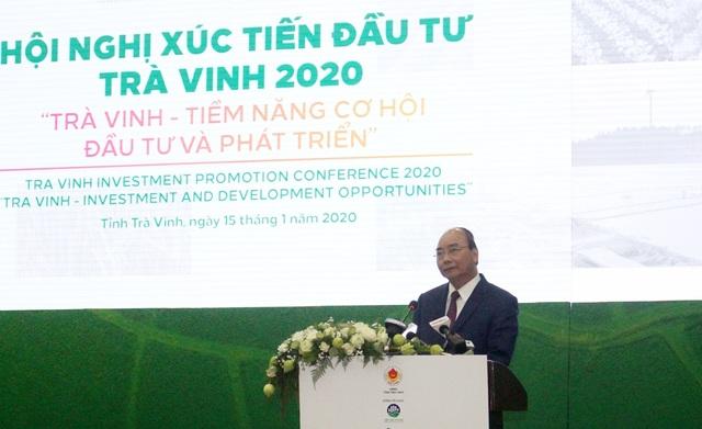 Thủ tướng: Trà Vinh có làm nên kỳ tích sông Tiền, sông Hậu hay không? - 2