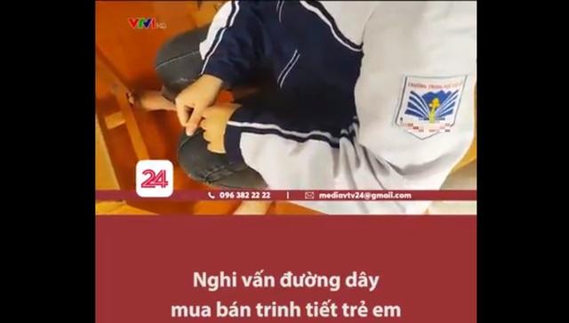 Nghi án học sinh bị môi giới mua bán trinh: Sở GDĐT nói gì? - 1