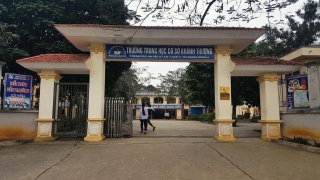 Nghi án mua bán trinh học sinh ở Ba Vì: Nhà trường báo cáo sự việc - 2