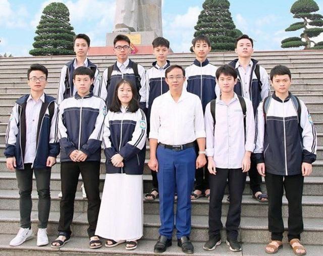 Nghệ An giành 13 giải Nhất tại kỳ thi chọn học sinh giỏi quốc gia - 1