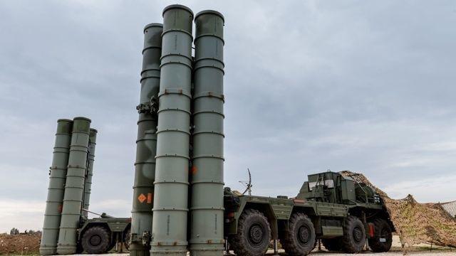 """Mỹ cảnh báo trừng phạt Iraq nếu mua """"rồng lửa"""" S-400 của Nga - 1"""