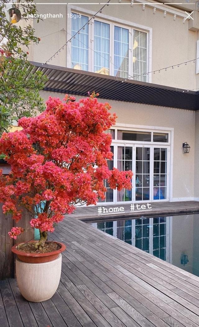 Sao Việt trang hoàng biệt thự, căn hộ rực rỡ đón Tết Canh Tý - 12