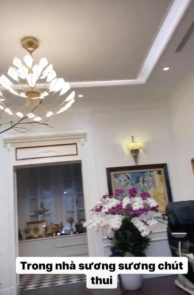 Sao Việt trang hoàng biệt thự, căn hộ rực rỡ đón Tết Canh Tý - 8