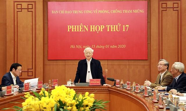 """Tổng Bí thư: Năm 2020 kết thúc """"đại án"""" gang thép Thái Nguyên, Vn Pharma… - 2"""