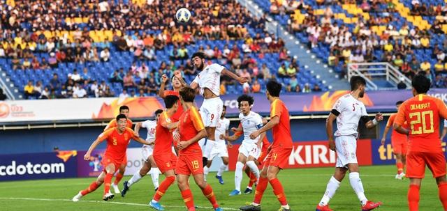 Chỉ thắng sát nút U23 Trung Quốc, U23 Iran dừng bước tại giải U23 châu Á - 1