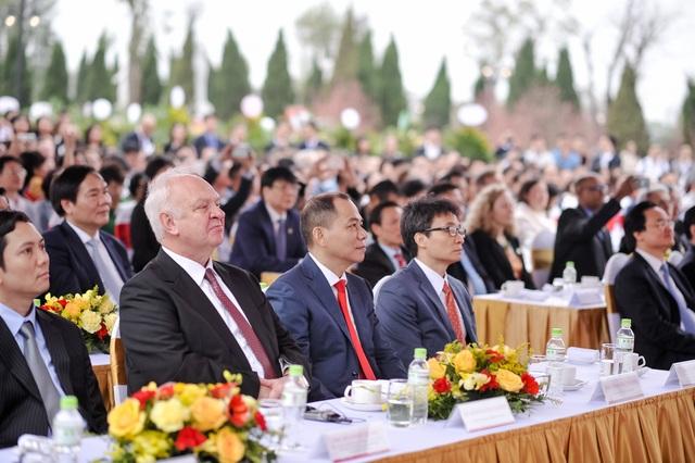 Chính thức khánh thành Đại học VinUni với tổng đầu tư lên tới 6.500 tỷ đồng - 8