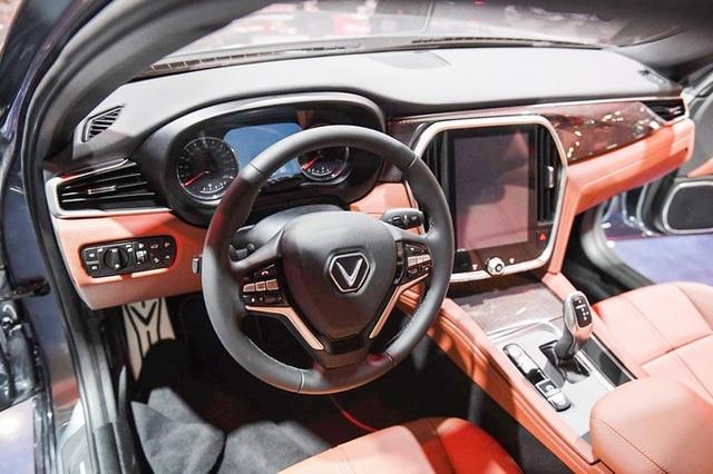 VinFast Lux tiền tỷ nhưng giá phụ tùng cực kỳ hợp lý - 1
