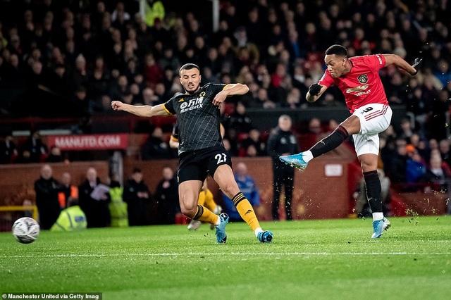 Manchester United vào vòng 4 FA Cup nhờ bàn thắng của Mata - 3