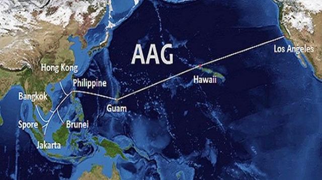 Cáp AAG khắc phục xong sự cố, vẫn còn IA và AAE-1 chưa thể hoàn thành trước Tết - 2