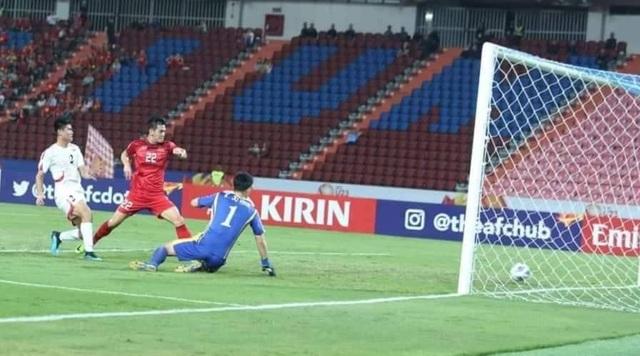 Thua ngược U23 Triều Tiên, U23 Việt Nam phải chia tay U23 châu Á 2020 - 16