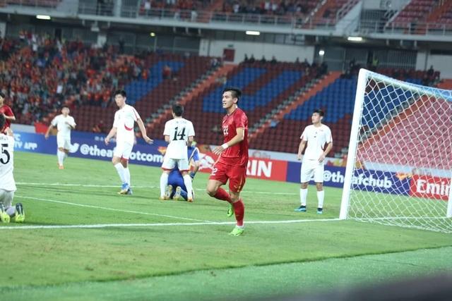 Thua ngược U23 Triều Tiên, U23 Việt Nam phải chia tay U23 châu Á 2020 - 14