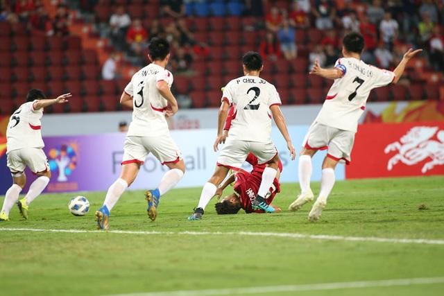 Thua ngược U23 Triều Tiên, U23 Việt Nam phải chia tay U23 châu Á 2020 - 5