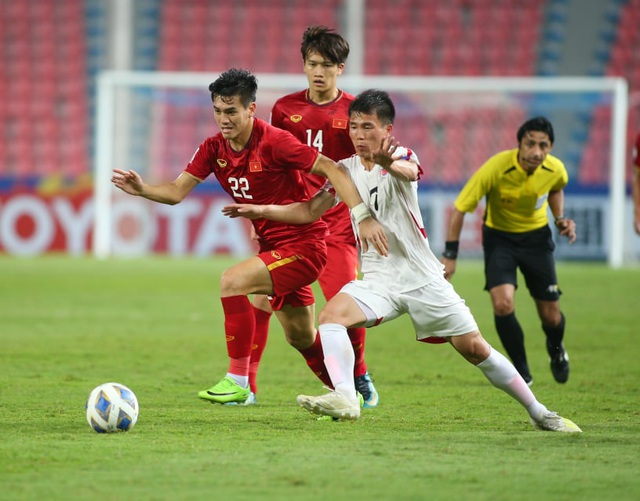 Thua ngược U23 Triều Tiên, U23 Việt Nam phải chia tay U23 châu Á 2020 - 1