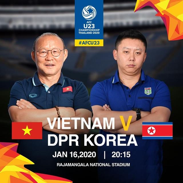 Thua ngược U23 Triều Tiên, U23 Việt Nam phải chia tay U23 châu Á 2020 - 35