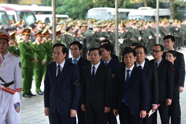 Thủ tướng viếng 3 liệt sĩ hy sinh ở Đồng Tâm - 31