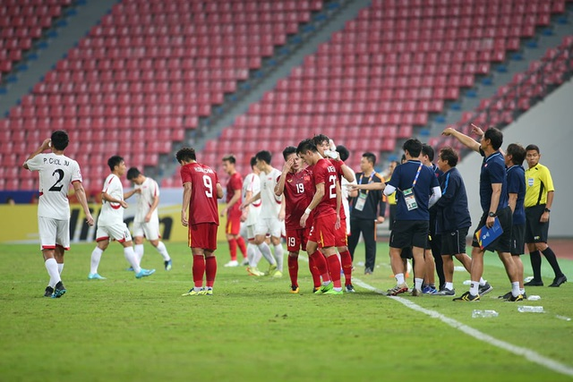 Thua ngược U23 Triều Tiên, U23 Việt Nam phải chia tay U23 châu Á 2020 - 2