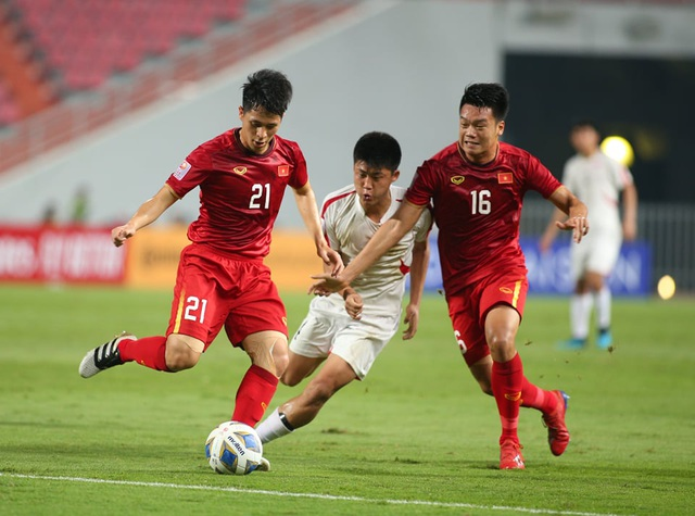 Thua ngược U23 Triều Tiên, U23 Việt Nam phải chia tay U23 châu Á 2020 - 10