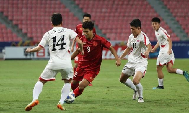 Thua ngược U23 Triều Tiên, U23 Việt Nam phải chia tay U23 châu Á 2020 - 13