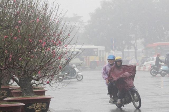 Bắc Bộ và Hà Nội tiếp tục mưa rét trong nỗi lo corona bùng phát - 1
