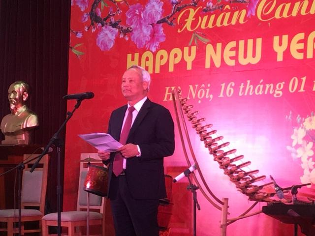 Phó Chủ tịch Quốc hội ca ngợi vai trò của ngoại giao trong thành công của Việt Nam năm 2019 - 1