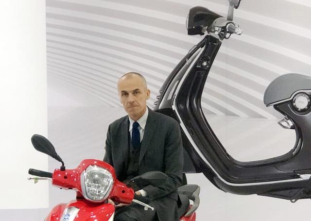 Xe điện Vespa Elettrica đã hoàn thiện đăng kiểm nhưng chưa chốt giá bán - 1