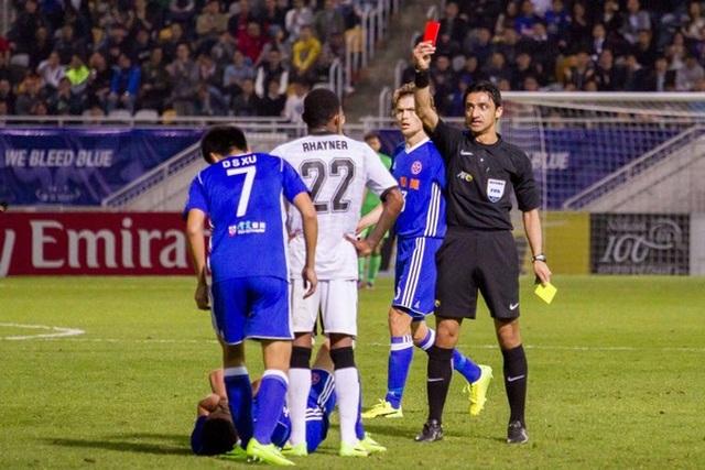 Trọng tài Iraq điều khiển trận đấu U23 Việt Nam - U23 Triều Tiên - 1