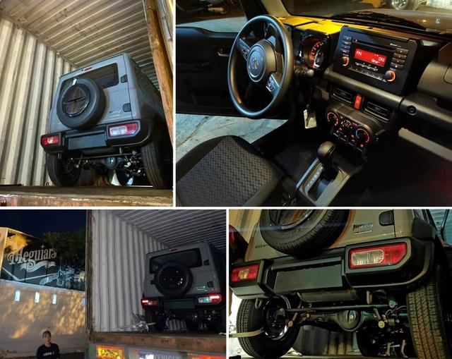 Suzuki Jimny xuất hiện tại Việt Nam theo đường nhập khẩu không chính thức - 3