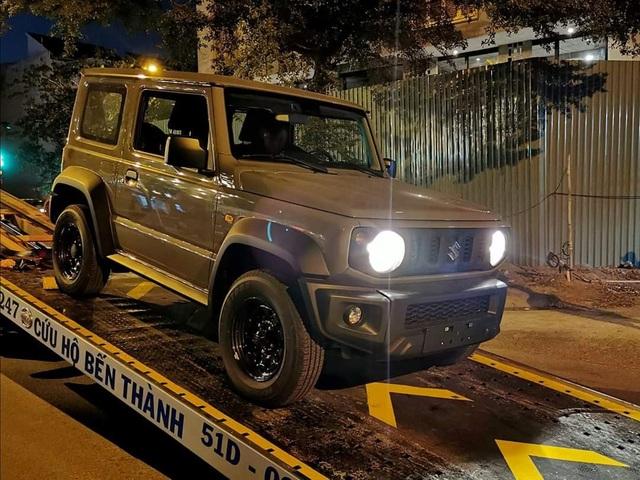 Suzuki Jimny xuất hiện tại Việt Nam theo đường nhập khẩu không chính thức - 2