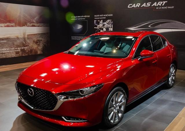 Đã có trường hợp Mazda3 tại Việt Nam bị lỗi hệ thống phanh tự động khẩn cấp - 1