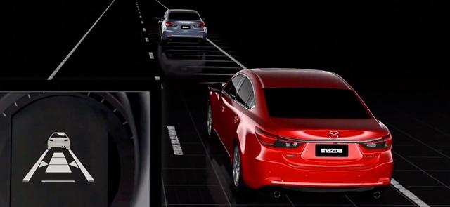 Đã có trường hợp Mazda3 tại Việt Nam bị lỗi hệ thống phanh tự động khẩn cấp - 2