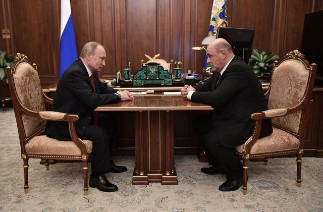 Ông Putin chỉ định thủ tướng mới thay ông Medvedev - 2