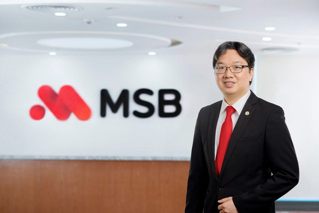 Ông Nguyễn Hoàng Linh được Ngân hàng MSB bổ nhiệm làm tân Tổng giám đốc - 2