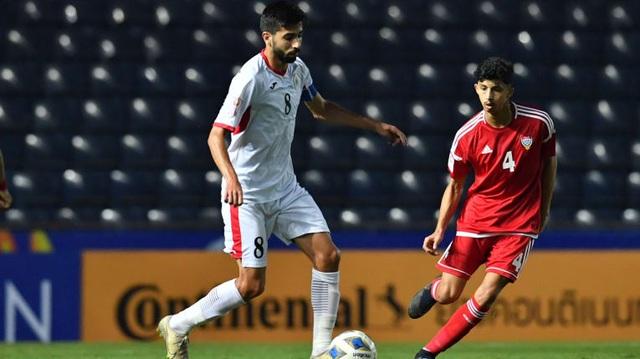 Báo châu Á bình luận gì về trận hoà 1-1 của U23 UAE và U23 Jordan? - 2