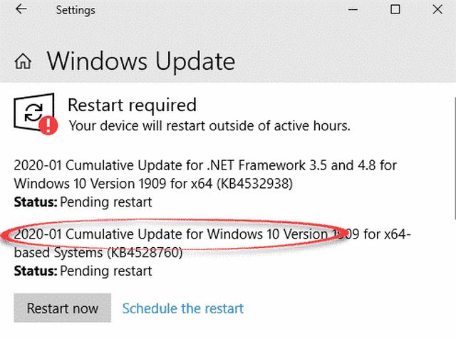 Cập nhật ngay Windows 10 để tránh lỗ hổng cực kỳ nghiêm trọng - 2