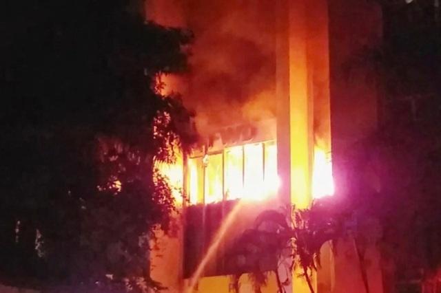 Thêm 1 nạn nhân tử vong trong vụ hỏa hoạn ở tòa nhà dầu khí - 2