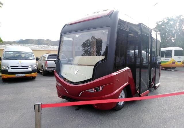 VinFast sẽ ra mắt Lux V8 và ôtô chạy điện trong năm 2020 - 5