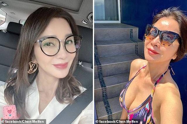 Nữ diễn viên 63 tuổi gây choáng ngợp bởi diện mạo trẻ trung khó tin - 3