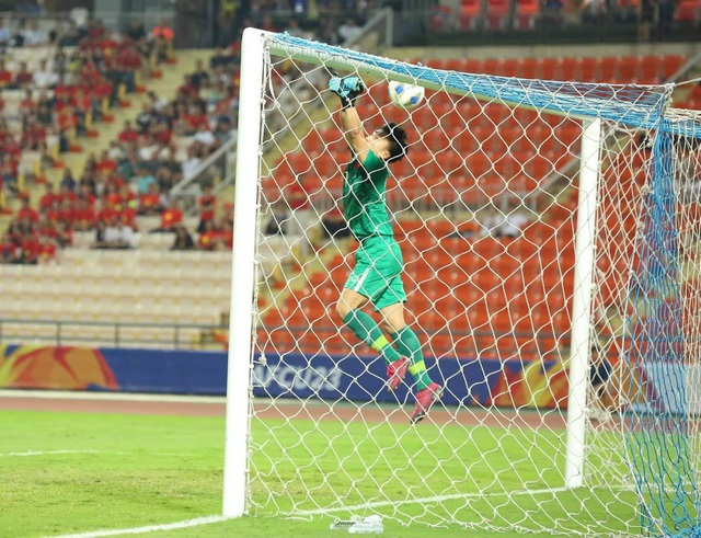 Chấm điểm U23 Việt Nam vs U23 Triều Tiên: Đẳng cấp của Đình Trọng - 1