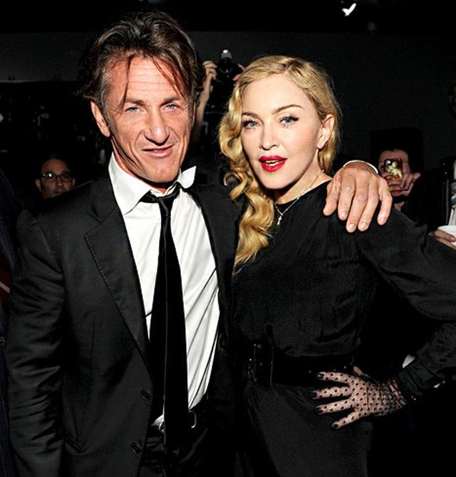 Sean Penn dự sự kiện cùng bạn gái kém 32 tuổi - 6